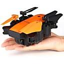 olcso RC cserealkatrészek, tartozékok-RC Drón IDEA 7 RTF 4CH 6 Tengelyes 2,4 G / WIFI HD kamerával 2.0MP 720P RC quadcopter Headless Mode / GPS Helymeghatározó / Lebeg RC Quadcopter / Távirányító / 1 USB kábel / 0,45x széles látószög