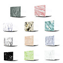 cheap Mac Accessories-MacBook Case Marble PVC(PolyVinyl Chloride) for New MacBook Pro 15-inch / New MacBook Pro 13-inch / Macbook Pro 15-inch