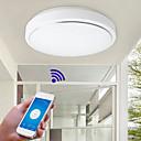 cheap Smart Lights-Modern Wifi LED Ceiling Lamp APP Control Ceiling Light for Living room Family home lighting AC110-240V