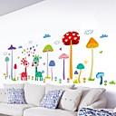 preiswerte Wand-Sticker-Dekorative Wand Sticker - 3D Wand Sticker / Tier Wandaufkleber Tiere Wohnzimmer / Schlafzimmer / Badezimmer