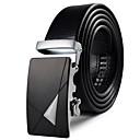 abordables Accesorios para Hombre-Hombre Cinturón de Cintura - Básico Un Color