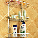 cheap Lighting Accessories-Bathroom Shelf Creative Contemporary Aluminum 1pc Wall Mounted