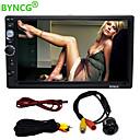 رخيصةأون مشغلات DVD السيارة-BYNCG 2 Din Windows CE 6.0 شاشة لمس / MP3 / بلوتوث مبنية إلى عالمي الدعم
