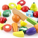 tanie Kuchnia i sztuczne jedzenie-Nowoczesne Znakomity Ręczna Drewno Męskie Wszystko Zabawki Prezent 1 pcs