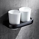billige Tandbørste Holdere-Tandbørsteholder Nyt Design / Sej Moderne Metal 1pc Vægmonteret