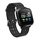cheap Smartwatches-Kimlink Y8-M Smartwatch Android iOS Bluetooth Heart Rate Monitor Blood Pressure Measurement Calories Burned Distance Tracking Stopwatch Pedometer Call Reminder Activity Tracker Sleep Tracker