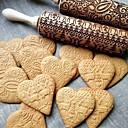 olcso Cookie Tools-Bakeware eszközök Fa Szeretetreméltő / Több funkciós Torta / Keksz süteményformákba / Sodrófa 1db