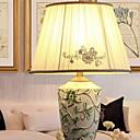 olcso Asztali lámpák-Dekoratív Állólámpa Kompatibilitás Hálószoba Kerámia 220-240 V