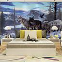 halpa Seinätarrat-tapetti / Seinämaalaus Kangas Seinäpinnat - liima tarvitaan Art Deco / Kuvio / 3D