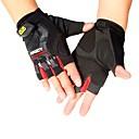 זול כפפות לאופנועים-חצי אצבע כל כפפות אופנוע בד / מיקרופייבר שמור על חום הגוף / ללא החלקה