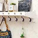 preiswerte Kleiderhaken-Kleiderhaken Kreativ Moderne Holz 1pc Wandmontage