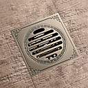 preiswerte Bodenabfluss-Abfluss Neues Design Moderne Messing 1pc - Bad bodenmontiert