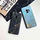 cheap Cell Phone Cases & Screen Protectors-Case For Samsung Galaxy S9 Plus / S8 Plus Pattern Back Cover Marble Hard PC for S9 / S9 Plus / S8 Plus