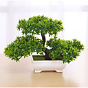 cheap Artificial Plants-Artificial Flowers 1 Branch Classic Wedding / Simple Style Plants Tabletop Flower