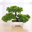 tanie Sztuczny kwiat-Sztuczne Kwiaty 1 Gałąź Klasyczny Ślub / minimalistyczny styl Rośliny Bukiety na stół