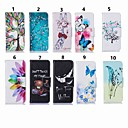 cheap Cellphone Case-Case For Samsung Galaxy J6 / J4 Wallet / Card Holder / with Stand Full Body Cases Butterfly / Tree Hard PU Leather for J7 (2017) / J7 (2016) / J5 Prime