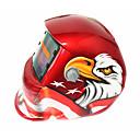 povoljno Sigurnost-poljski orao uzorak solarna automatska fotoelektrična maska za zavarivanje