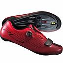 billige Cykelsko-21Grams Cykelsko Åndbart, Ultra Lys (UL) Rød Herre