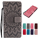 cheap Fitness Gear & Accessories-Case For Sony Xperia XA3 / Xperia L2 Wallet / Card Holder / with Stand Full Body Cases Solid Colored / Cat / Tree Hard PU Leather for Sony Xperia Z4 / Sony Xperia Z5 / Z5 Mini