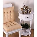 זול כיסויים-ריפוד לכיסאות אחיד מובלט פוליאסטר כיסויים
