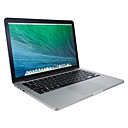 cheap Working Laptop-Apple Refurbished MacBook Pro 13.3 inch LED Intel i5 Intel Core i5 8GB DDR3L 256GB SSD Intel HD6100 Mac os Laptop Notebook