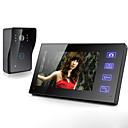 ieftine Sistem De Ușă Telefon Video-Fără fir 7 inchi lcd ecran tactil telefon interfon video ușa ușă acasă de securitate camera monitor