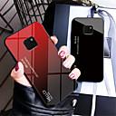 povoljno Maske za mobitele-Θήκη Za Huawei Mate 10 / Mate 10 pro / Mate 10 lite Zrcalo Stražnja maska Prijelaz boje Tvrdo Kaljeno staklo
