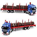 olcso Toy Teherautók és építőipari járművek-Játékautók Munkagépek Daru Transporter Truck Građevinsko vozilo city View Menő Tökéletes Fém Gyermek Tinédzser Összes Fiú Lány Játékok Ajándék 1 pcs