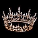 povoljno Dodaci za kosu-Legura tijare s Kristal 1 komad Vjenčanje / Dnevni Nosite Glava