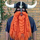 levne Filmové a TV kostýmy-Pirát Viking Klobouky Pánské Dámské Filmové kostýmy Oranžová Klobouk Halloween Karneval Plesová maškaráda Bavlna