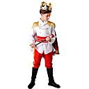povoljno Prozorske zavjese-princ Šarmer Kostim za party Filmski Cosplay Obala Kaput Hlače Pojas Halloween Karneval Maškare Elastan