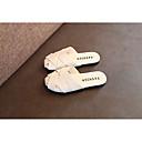 זול סנדלים לילדים-בנות נוחות דמוי עור סנדלים פעוט (9m-4ys) / ילדים קטנים (4-7) לבן / שחור / ורוד קיץ / קולור בלוק / גומי