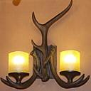 halpa Seinälampetit-Luova Retro / Vintage / Kantri Seinävalaisimet Makuuhuone / Sisällä Hartsi Wall Light 220-240V 25 W