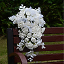 economico Slip da sposa-Bouquet sposa Bouquet / Forniture per decorazioni nuziali / Fiori finti Matrimonio Altro Materiale / Materiale composito 50 cm ca.