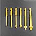 olcso Szerszám tartozékok-6 pcs Fúróberendezés Kényelmes Könnyű összeszerelés Hatszögfej Factory OEM 3-10mm(6PC-2) Alkalmas elektromos fúrókhoz