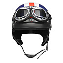 cheap Motorcyle Helmets-Half Helmet Adults / Teenager Unisex Motorcycle Helmet  UV Protection / Shockproof / Anti-Wear