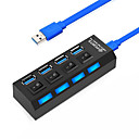 povoljno USB memorije-USB 3.0 to USB 3.0 USB hub 4 Luke High Speed / S Switch (es)