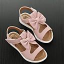 halpa Lasten sandaalit-Tyttöjen PU Sandaalit Taapero (9m-4ys) / Pikkulapset (4-7 vuotta) / Suuret lapset (7 vuotta +) Comfort Valkoinen / Purppura / Pinkki Kesä