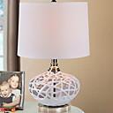 halpa Pöytävalaisimet-Traditionaalinen / klassinen Uusi malli Pöytälamppu Käyttötarkoitus Makuuhuone / Sisällä Metalli 220V