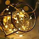 رخيصةأون Super Sale-1M سلسلة الأنوار 10 المصابيح متعدد الألوان بقيادة مصابيح الشريط جنية لحضور حفل زفاف الحدث عيد الميلاد زخرفة بطارية تعمل بالطاقة