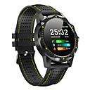 Недорогие Умные браслеты-My1 Smart Watch BT Поддержка фитнес-трекер уведомлять и пульсометр спортивные SmartWatch совместимые телефоны Samsung / Apple / Android