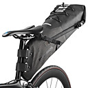 cheap Bike Saddle bags-ROCKBROS 12-14 L Bike Saddle Bag Large Capacity Waterproof Easy to Install Bike Bag Nylon Bicycle Bag Cycle Bag Cycling Cycling / Bike