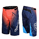cheap Cycling Jersey & Shorts / Pants Sets-Men's Downhill Shorts Cycling MTB Shorts Bike Shorts Pants Bottoms Sports Plaid / Checkered Cotton Green / Blue / Grey Mountain Bike MTB Clothing Apparel Form Fit Bike Wear / Stretchy