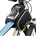 cheap Bike Frame Bags-B-SOUL Cell Phone Bag 6.2 inch Portable Cycling for Cycling iPhone X iPhone XR Blue Green Red Mountain Bike / MTB Everyday Use Recreational Cycling / iPhone XS / iPhone XS Max
