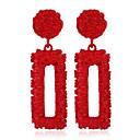 billiga Trendiga smycken-Dam Grundläggande Legering Blommig