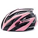 cheap Bike Helmets-MOON Adults Bike Helmet 25 Vents CE Impact Resistant Lightweight Ventilation EPS PC Sports Mountain Bike / MTB Road Cycling Cycling / Bike - Black / Pink / Integrally-molded