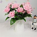 זול פרחים מלאכותיים-פרחים מלאכותיים 1 ענף יחיד מסיבה / ערב פסטורלי סגנון גרדניה פרחים לשולחן