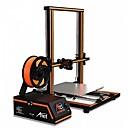 povoljno 3D printeri-anet® e16 3d pisač diy kit 300 * 300 * 400 mm ispis veličina podrška ispupčenje / online tisak s 250g filament 1.75mm 0.4mm mlaznica