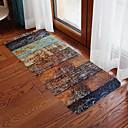 זול שטיחים-1pc מודרני משטחים לאמבט אלמוגים פס 5mm ללא החלקה / עיצוב חדש / מגניב