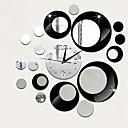 levne Nástěnné hodiny-Moderní styl Moderní soudobé Akrylát Nepravidelný Vevnitř